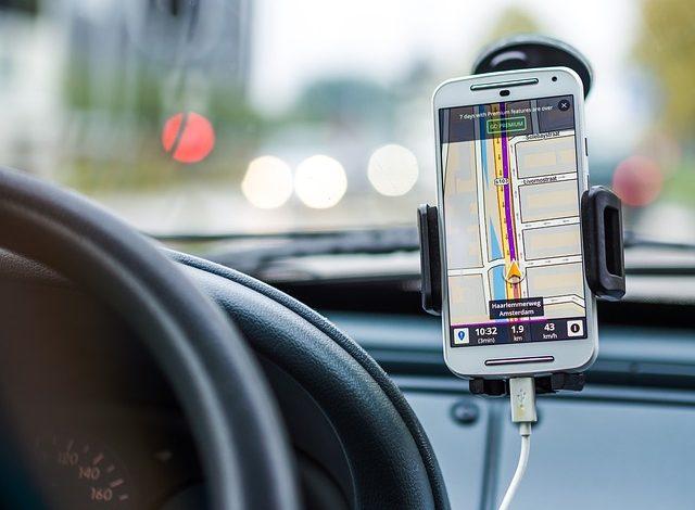 Asset Tracking via GPS