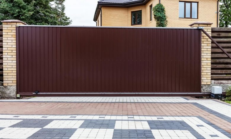 Improve Your Home Security With A Proper Electric Gate