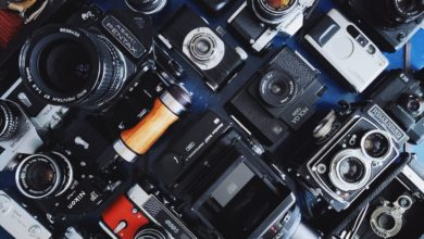 Photo of Different Types of Cameras You Need to Know About in 2021