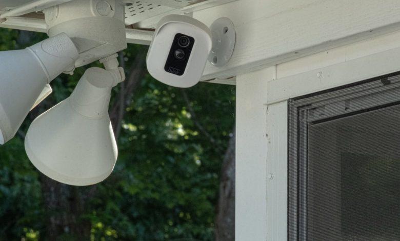 Outside Hidden Home Security Cameras