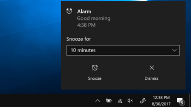 Photo of How To Set an Alarm on Windows 10