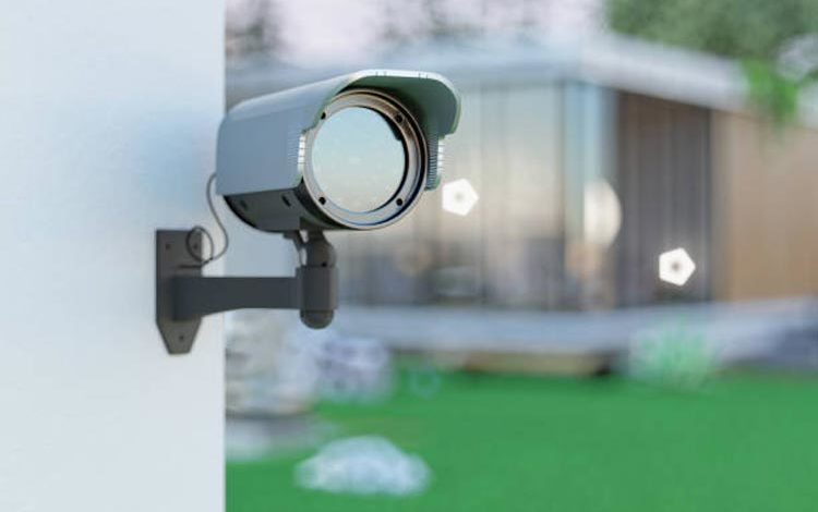 Where To Mount Security Cameras