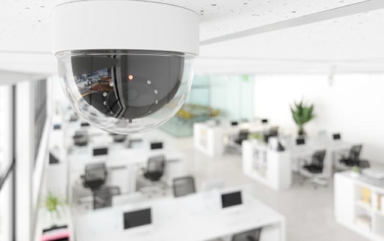 Where To Locate Security Cameras