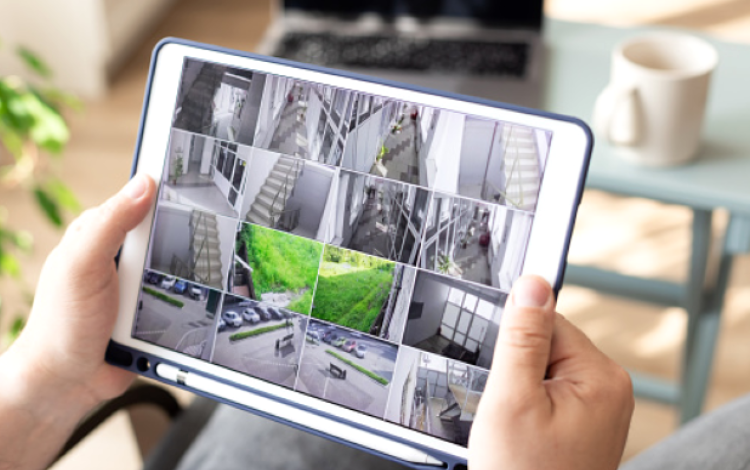 How Is Having A Security System For Your Home A Risk Management Strategy?